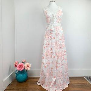 NWT Sadie & Sage maxi dress